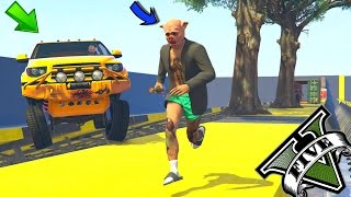 GTA 5 ONLINE 🐷 LTS 🐷N*65🐷 PARKOUR VS 4X4 🐷 GTA 5 GAMEPLAY ITA 🐷 DAJE !!!!!!!