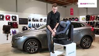Maxi-Cosi TobiFix autostoel | Review