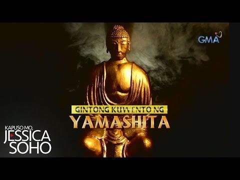 Kapuso Mo, Jessica Soho: Gintong kuwento ng Yamashita