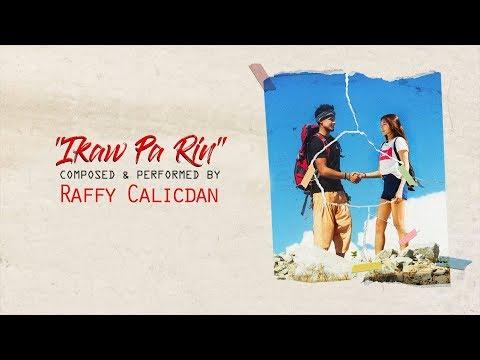 IKAW PA RIN - RAFFY CALICDAN (Lyric Video) | Nakalimutan Ko Nang Kalimutan Ka OST
