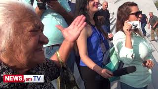 Վլադիմիր Գասպարյանը հիացած է ՀՀԿ տատիկի ասմունքելու տաղանդով