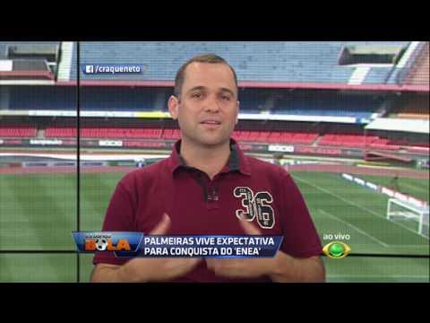 Rafael Spinelli: Palmeiras Vai Ser Campeão