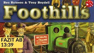 Foothills (Ben Bateson, Tony Boydell, Lookout 2019)