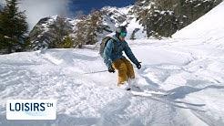 Ski en toute liberté - domaine des Marécottes