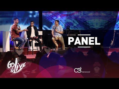 Panel congreso Go and Live
