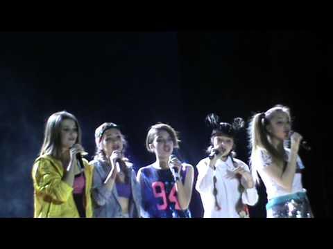 Show - ballet  Antares / Волшебный Мост - МИР БЕЗ ВОЙНЫ - ДЕТИ ЗЕМЛИ