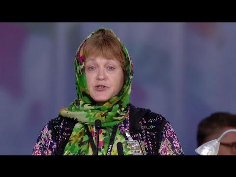 Dr Serenko Irina, Professor Russian Academy of Sciences at Jalsa Salana UK 2016