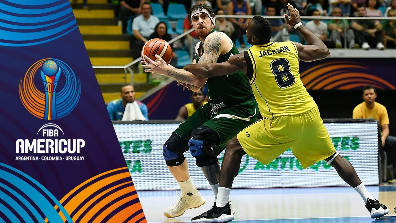 Mexico Vs Colombia Highlights Group A Fiba Americup