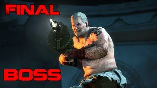 """Dead Rising 3"" Ending, And Final Psychopath/Boss Fight - Xbox One Gameplay"