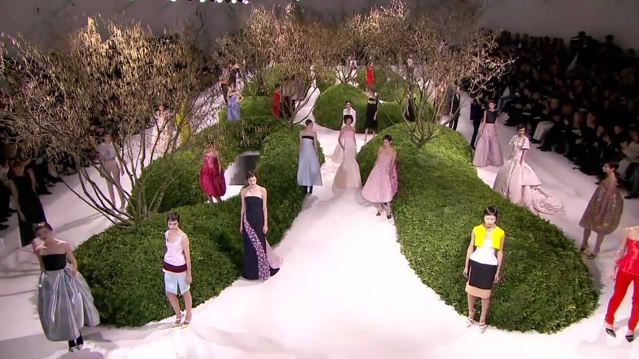 Christian Dior Haute Couture Spring/Summer 2013
