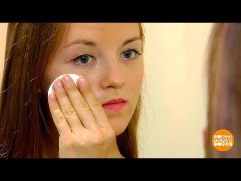 Средства для снятия макияжа. 08.09.2017