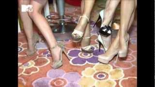 News Блок MTV: Ксения Бородина любит дорогую обувь