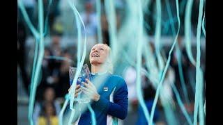 My Performance | Kiki Bertens | 2019 Madrid Final