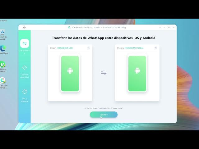 Como transferir WhatsApp de Android a Android 2021