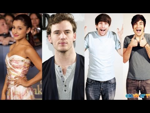 Ariana Grande, SMOSH & Sam Claflin - Forbes 30 Under 30 List