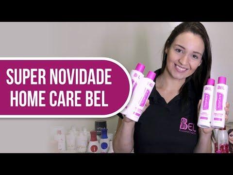 Pós progressiva Bel Professional Home Care - RESENHA - Bel Hair