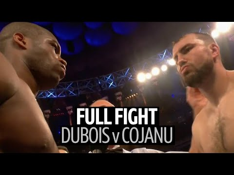 Full fight: Daniel Dubois v Razvan Cojanu   Devastating knockout for DDD