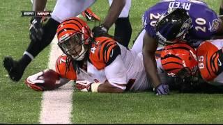 2012 - Bengals @ Ravens Week 1