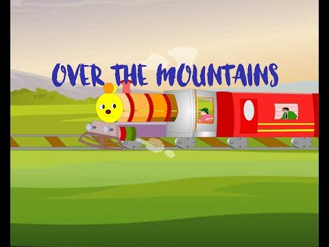 Over the mountains - Nursery Rhymes & Kids Songs