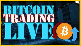 Bitcoin Litecoin & ENJ - TECHNICAL ANALYSIS (LIVE ARCANE BEAR)