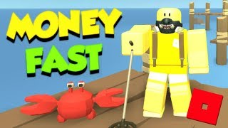 Wie man MONEY / SAND DOLLARS *FAST* in BEACH SIMULATOR Roblox