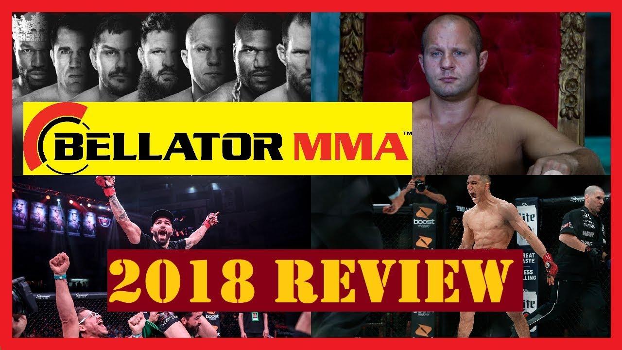 BELLATOR MMA 2018 REVIEW
