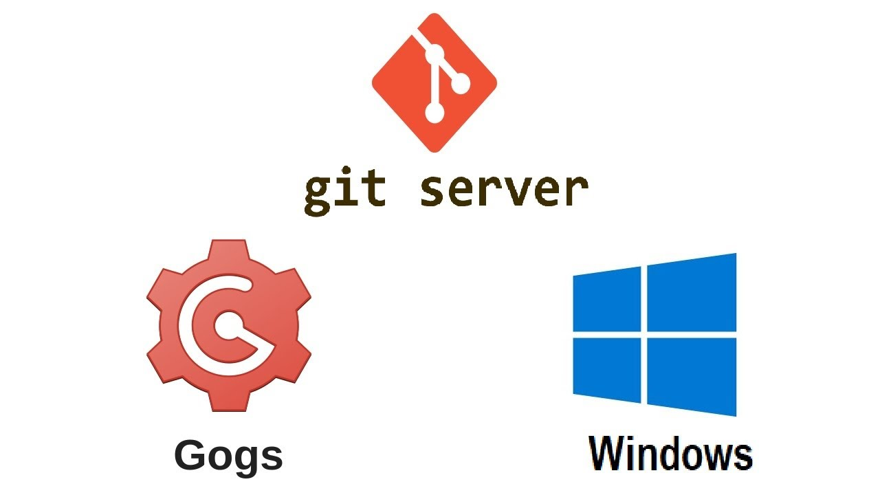 Install Your Own Git Server on Windows / How To Install gogs on Windows