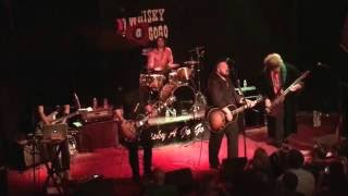 Touched : VAST - whisky a go go 9-1-16