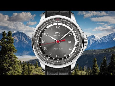 release date: 43b66 abefa FANTASTIC WORLD TIME: IWC Portugieser Yacht Club Worldtimer ...