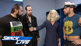 Rusev Day crash The Fashion Files with a challenge for Breezango Exclusive Jan 16 2018