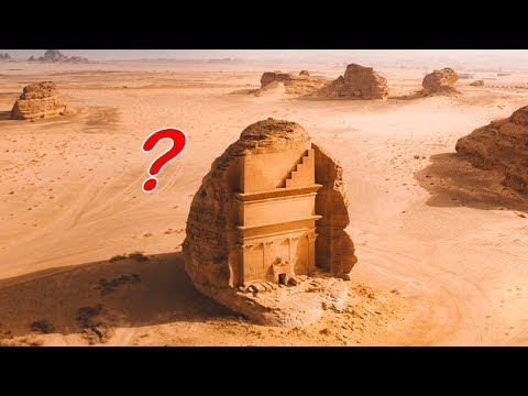 In the MIDDLE of Nowhere...Lost Ancient Civilizations & The
