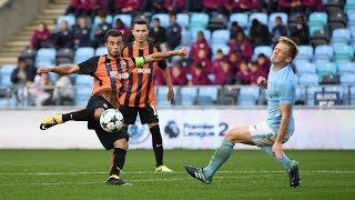 Video Gol Pertandingan Manchester City U-19 vs Shakhtar Donetsk U-19
