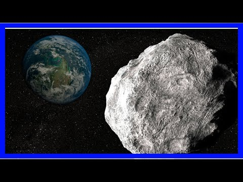 A 'potentially hazardous' asteroid is about to zoom terrifyingly close to earth