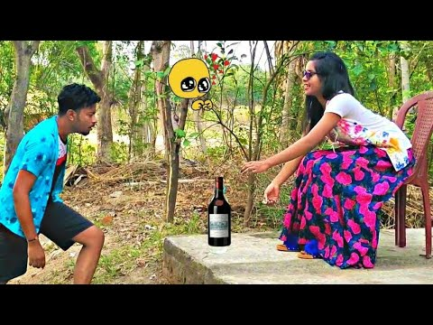Download TRY TO NOT LAUGH CHALLENGE Must watch new funny video 2021_by fun sins।village boy comedy video।ep90