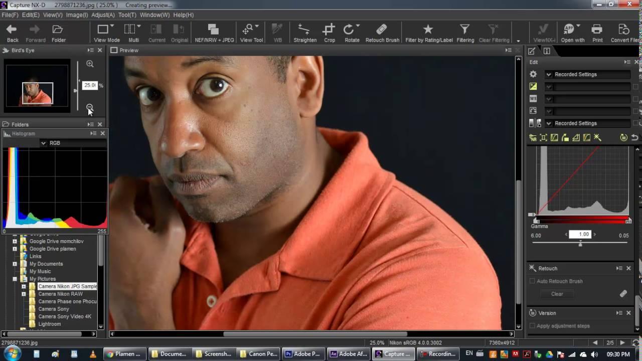 Nikon capture nx d working with jpgs tutorial youtube nikon capture nx d working with jpgs tutorial baditri Gallery