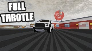 Roblox// full throttle