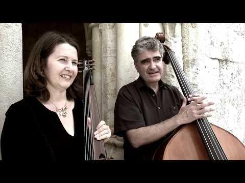 """New album """"Farangi"""" Teaser Duo Claire Antonini Renaud Garcia-Fons"""