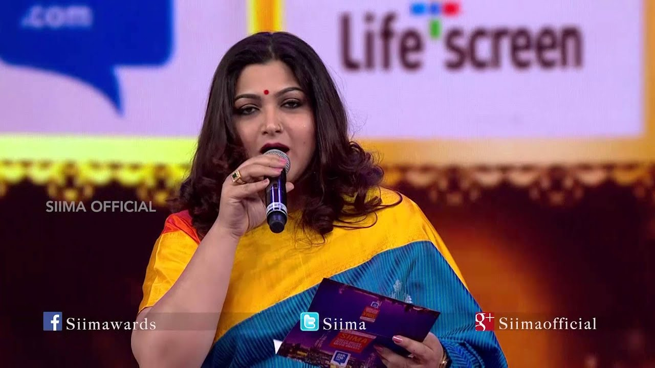 micromax siima 2015 | best actress malayalam | manju warrier | how