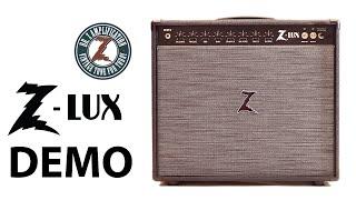 Dr. Z Z-LUX demo - Dave Baker