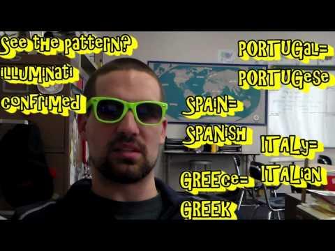 Mr. Honish's Flipped Classroom: Southern Europe