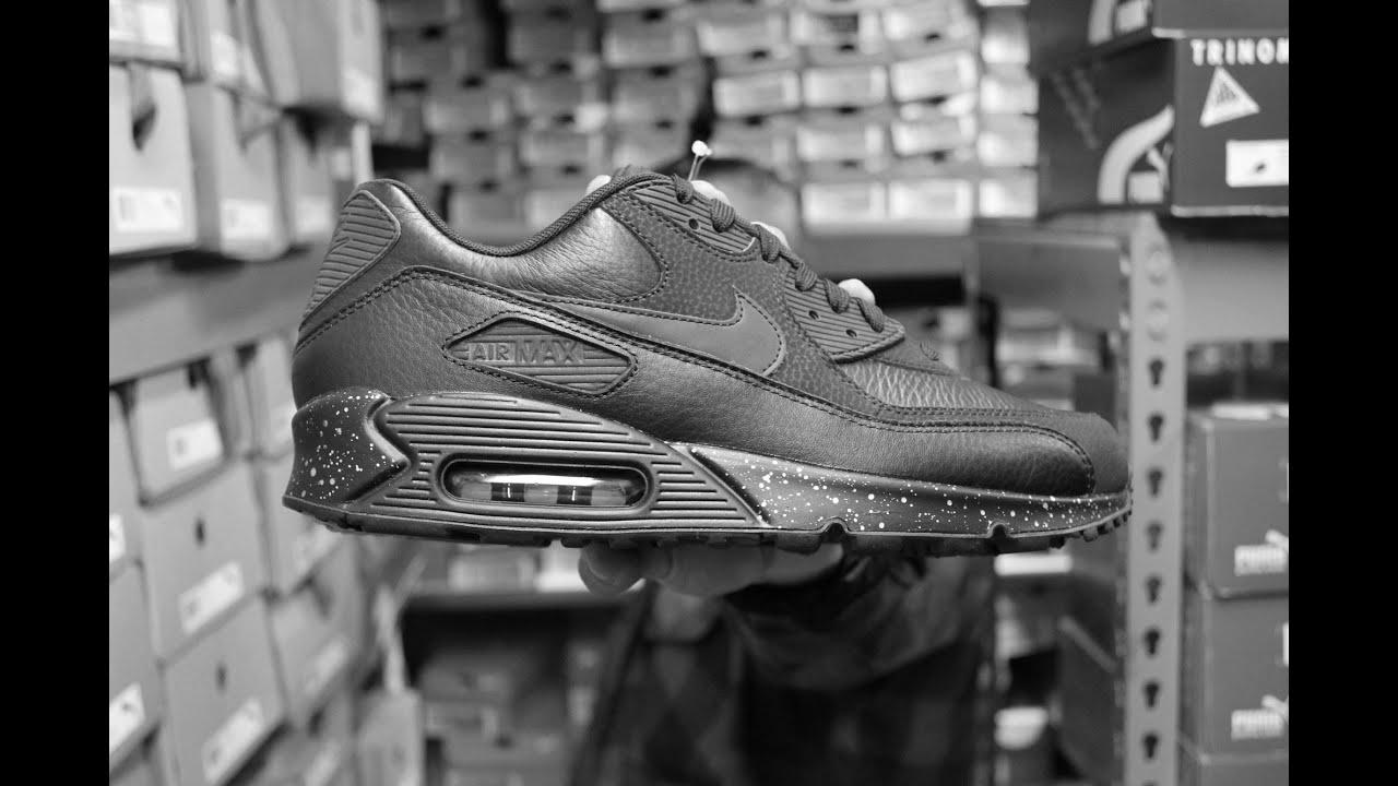Nike Air Max 90 Black Speckle