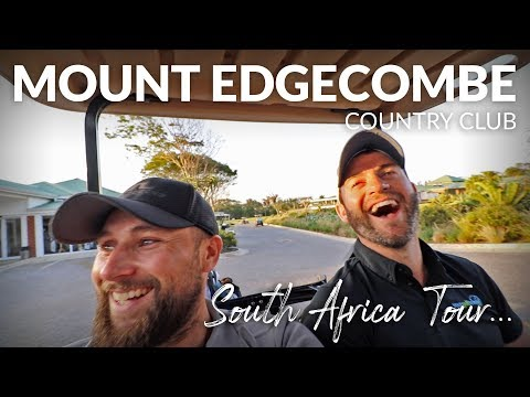 MOUNT EDGECOMBE COUNTRY CLUB + Reasons to choose a Durban Golf Tour