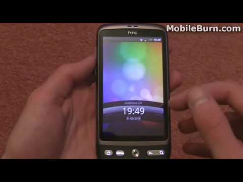 HTC Desire review - part 1 of 2