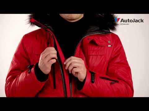AutoJack - куртки с климат-контролем