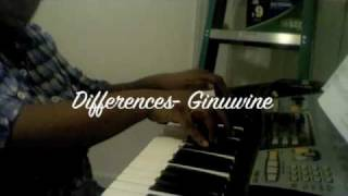 Ginuwine-Differnces Tutorial