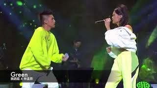 施語庭 X 林孟辰-Green 聲林之王-純享版