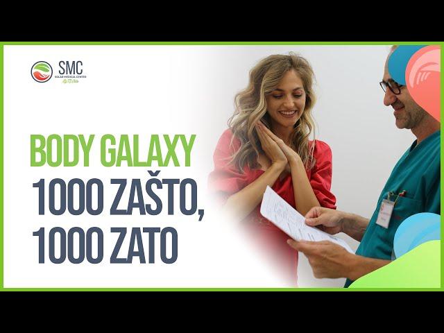 Body Galaxy - 1000 zašto, 1000 zato