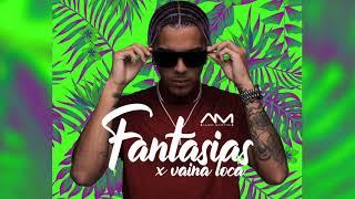 Fantasias x Vaina loca Rauw Alejandro Farruko & Fuego