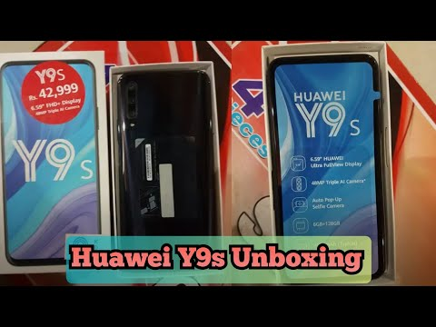 Huawei Y9s Unboxing |Y9s Review| Huawei Y9s | Huawei Y9s vs Huawei Y9Prime 2019 |Aiman Khan