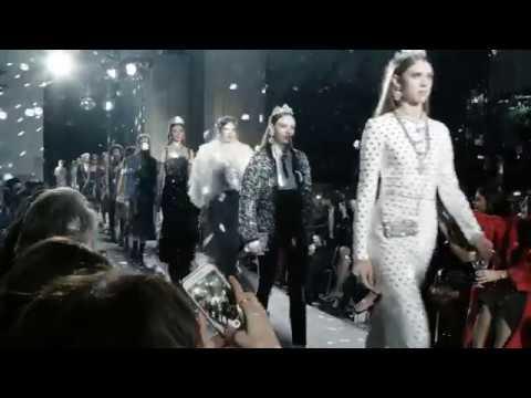 Dolce&Gabbana Secrets&Diamonds Women's Fashion Show